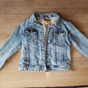🍁 ONLY 80s Wash Denim Jacket